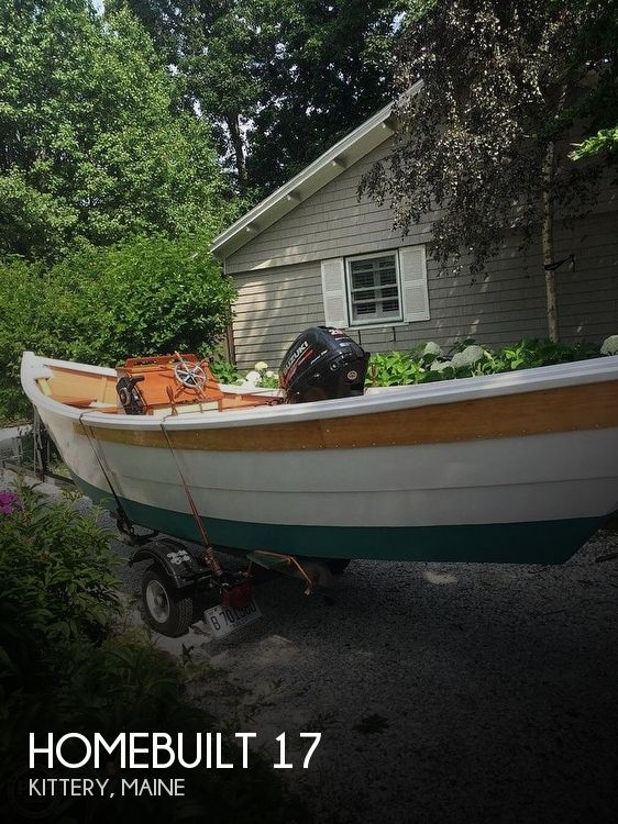 2003 Homebuilt 19' Custom Dory