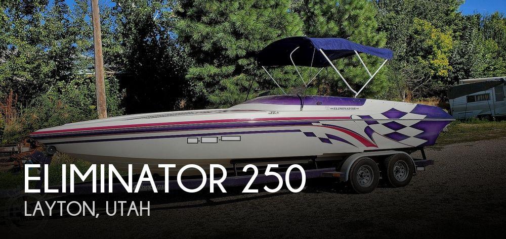 1998 Eliminator 250 Eagle XP