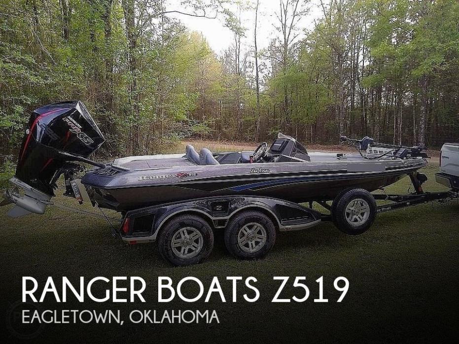 2019 Ranger Boats Z519
