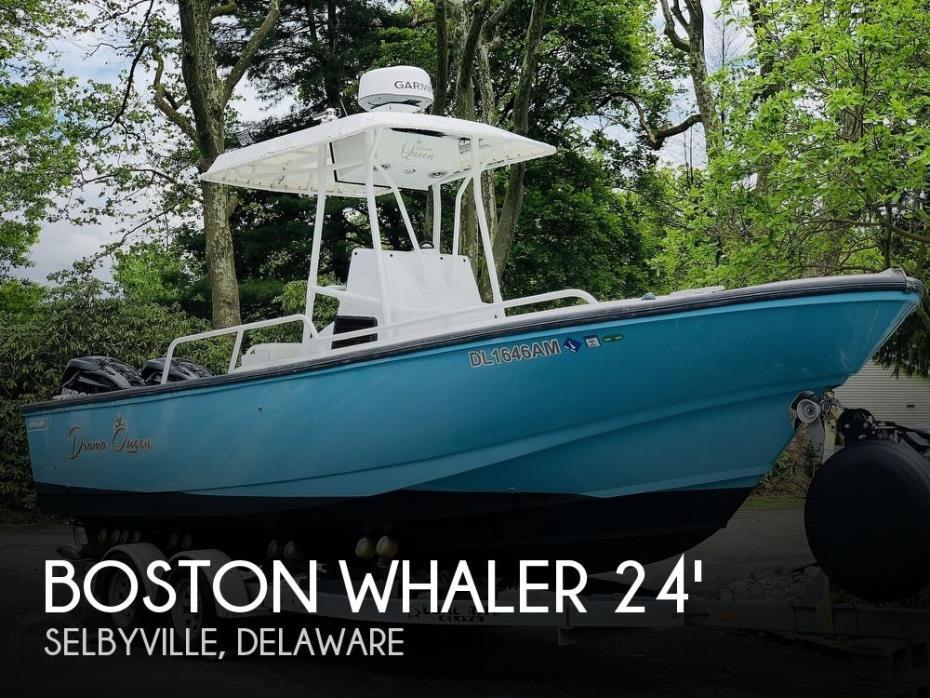 2000 Boston Whaler Justice