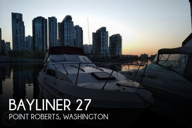 1981 Bayliner Victoria Sunbridge
