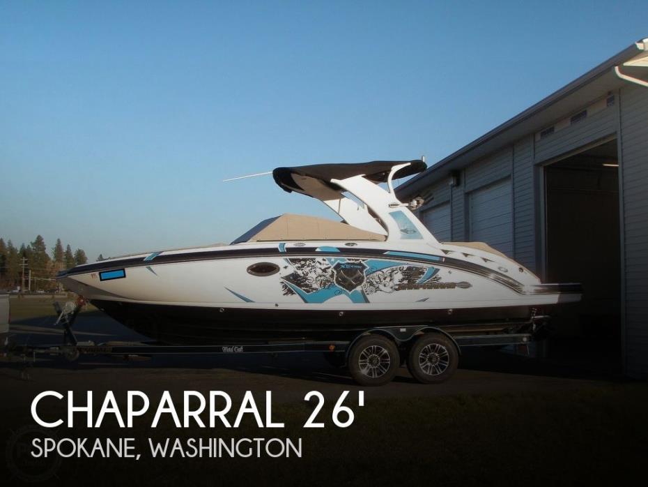 2013 Chaparral 264 Sunesta