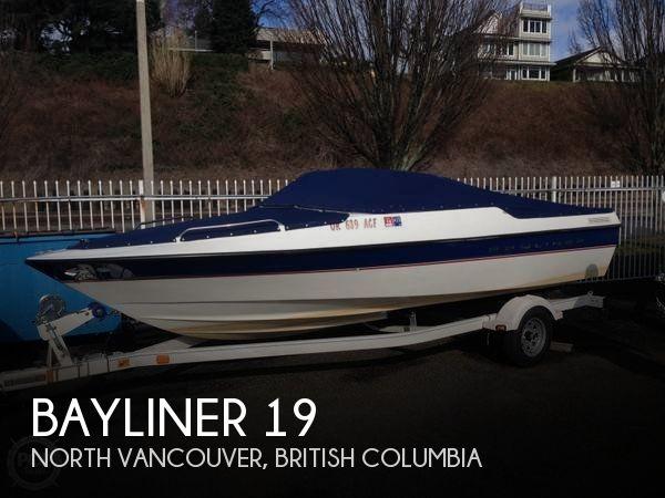 2005 Bayliner 195 Classic