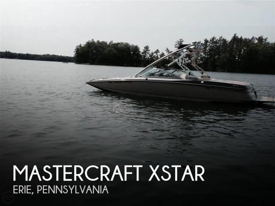 2005 Mastercraft Xstar