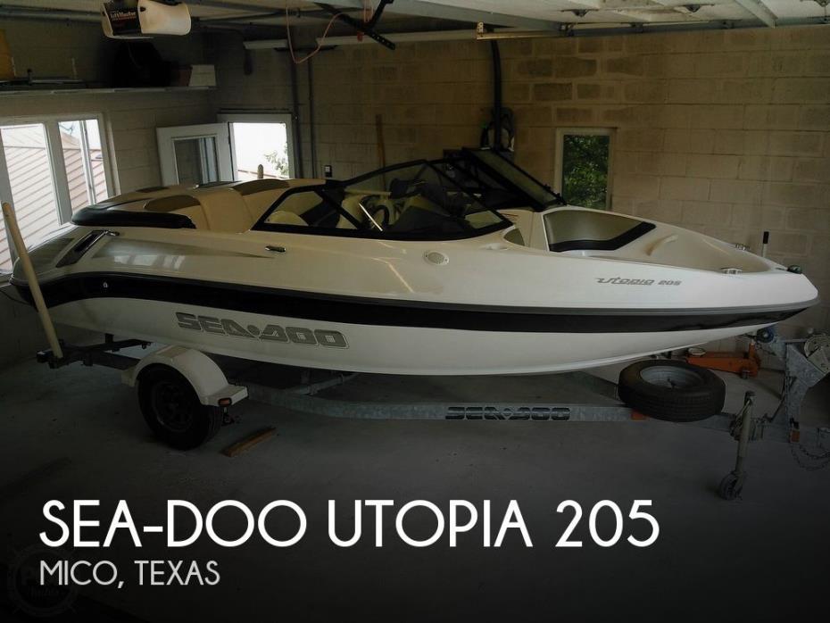 2006 Sea-Doo UTOPIA 205