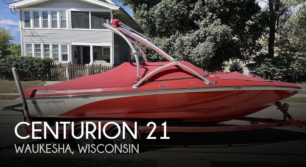 2007 Centurion 21 Elite C4