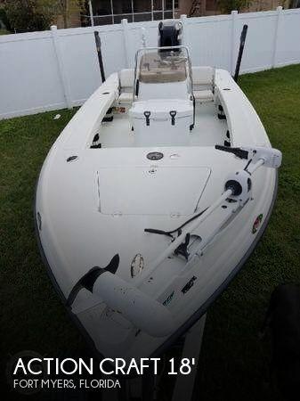 2007 Action Craft Coastline TE 1802