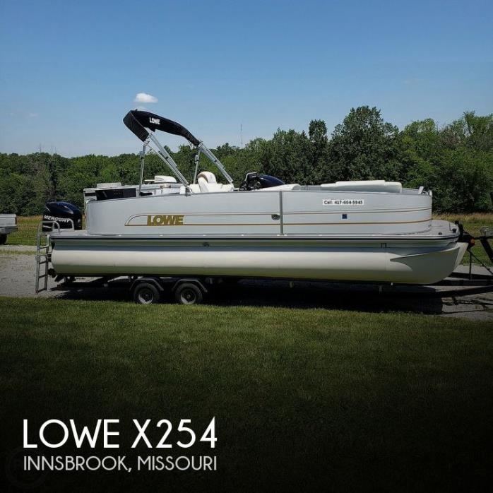 2014 Lowe X254 (XL Performance Package)