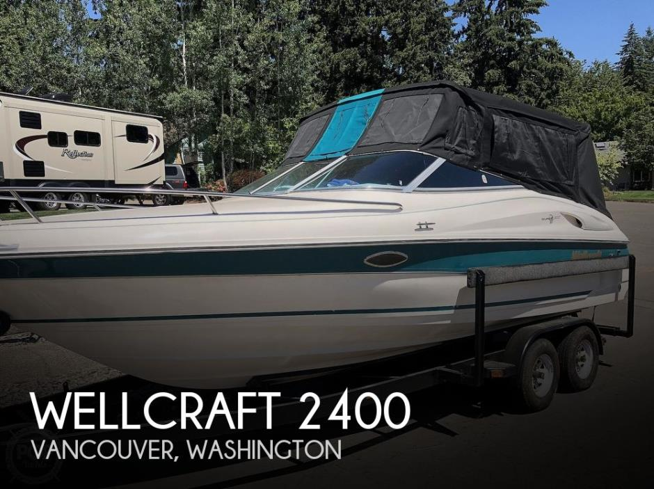 1998 Wellcraft Eclipse 2400 SC