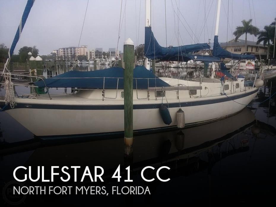1974 Gulfstar 41 Center Cockpit