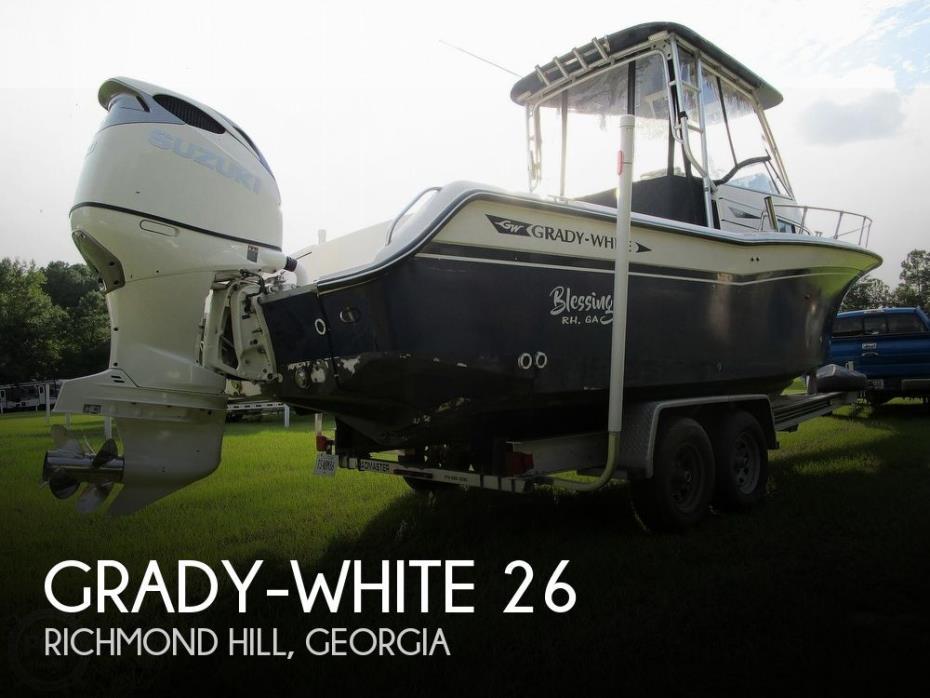 1995 Grady-White 26 Islander
