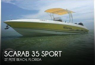 2001 Scarab 35 Sport