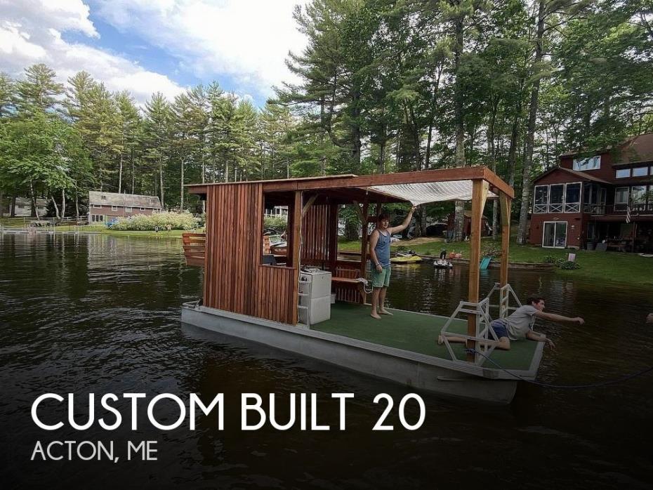 1986 Custom Built 20