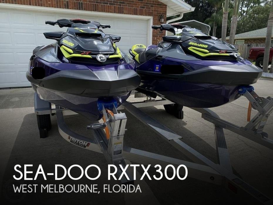 2021 Sea-Doo RXTX300