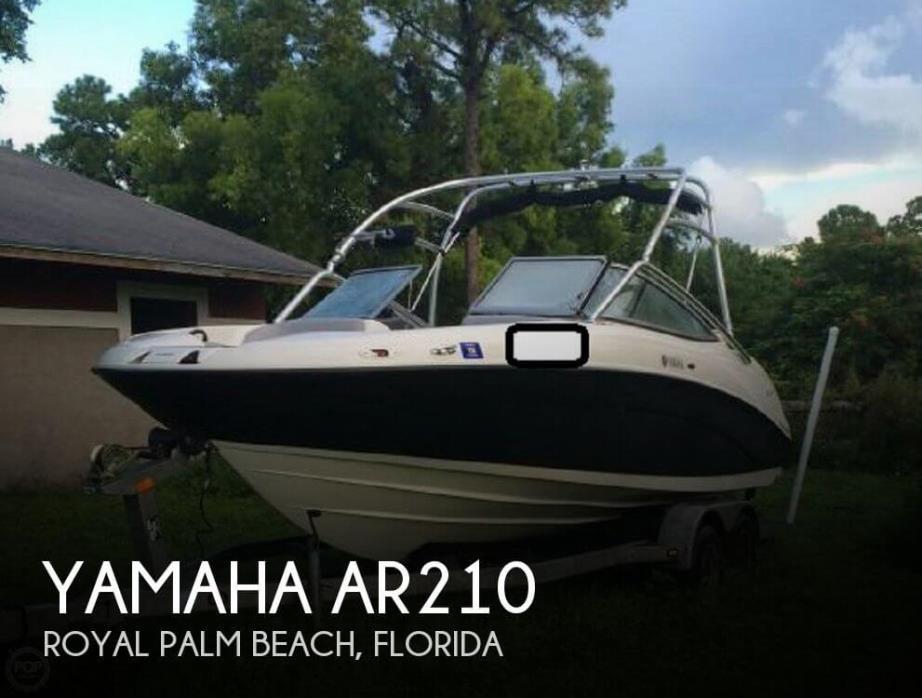 2009 Yamaha AR210
