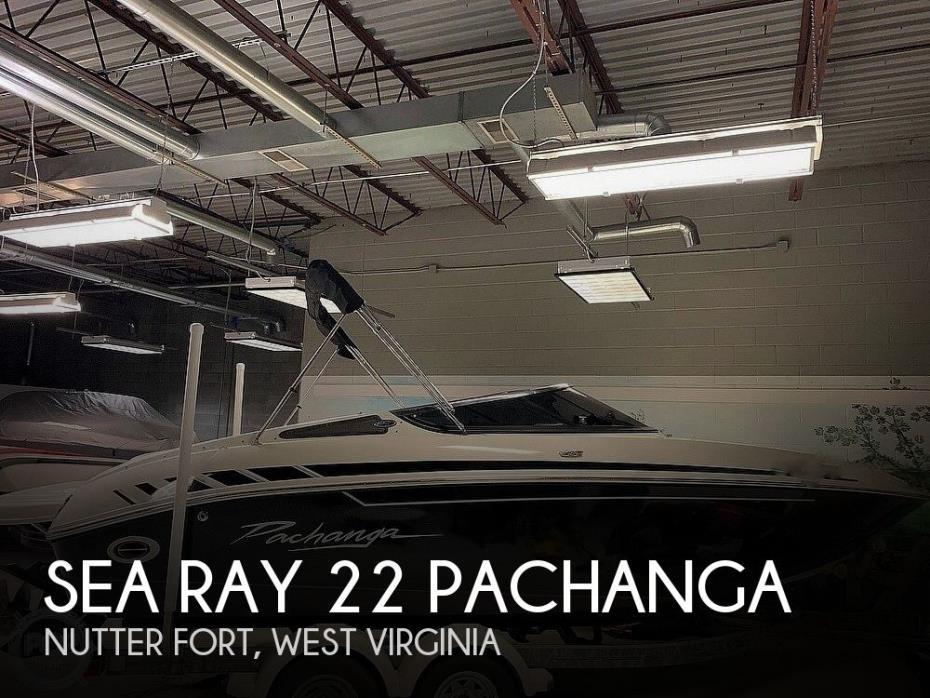 2010 Sea Ray 22 Pachanga