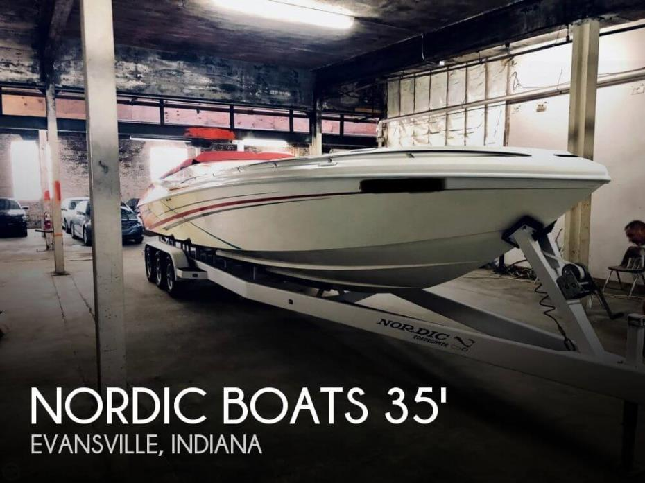 2003 Nordic Boats 35 Flame