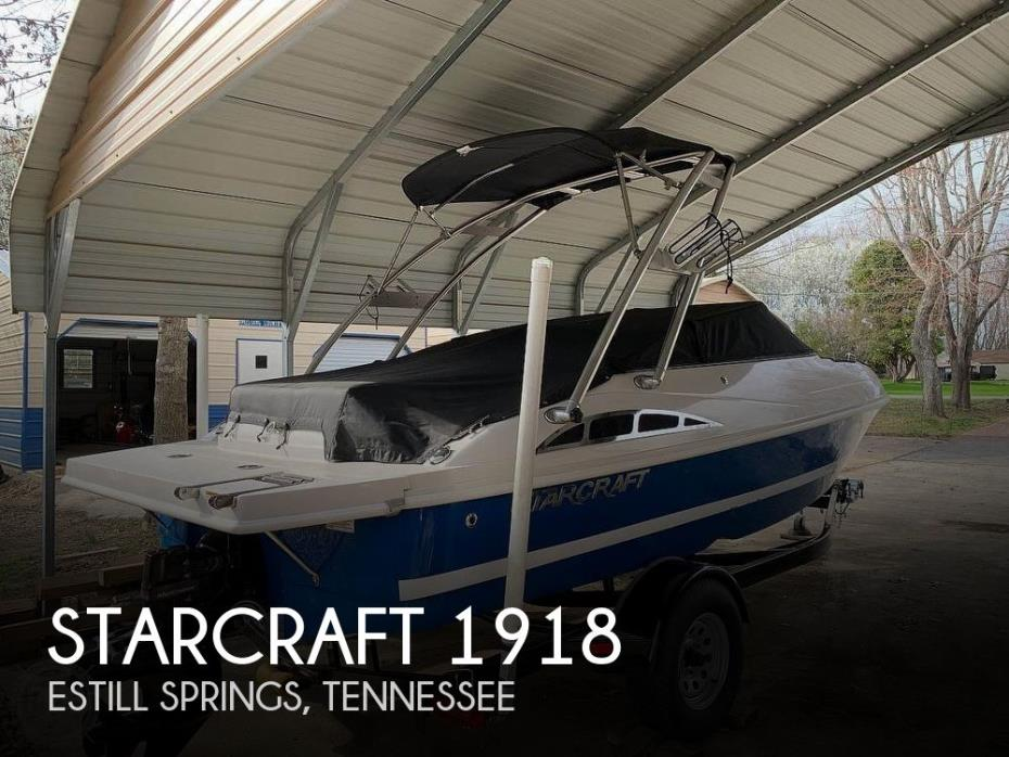 2016 Starcraft Limited 1918