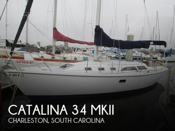 1997 Catalina 34 MkII