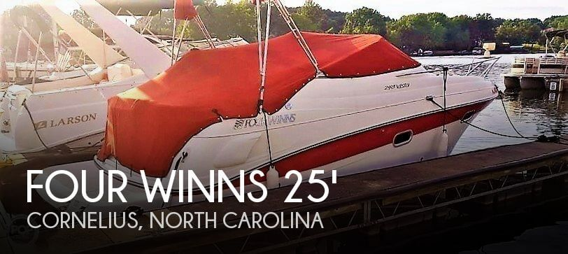 2000 Four Winns 248 Vista