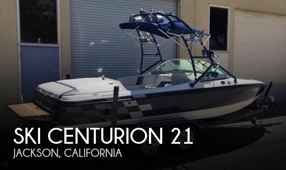 2000 Ski Centurion 21
