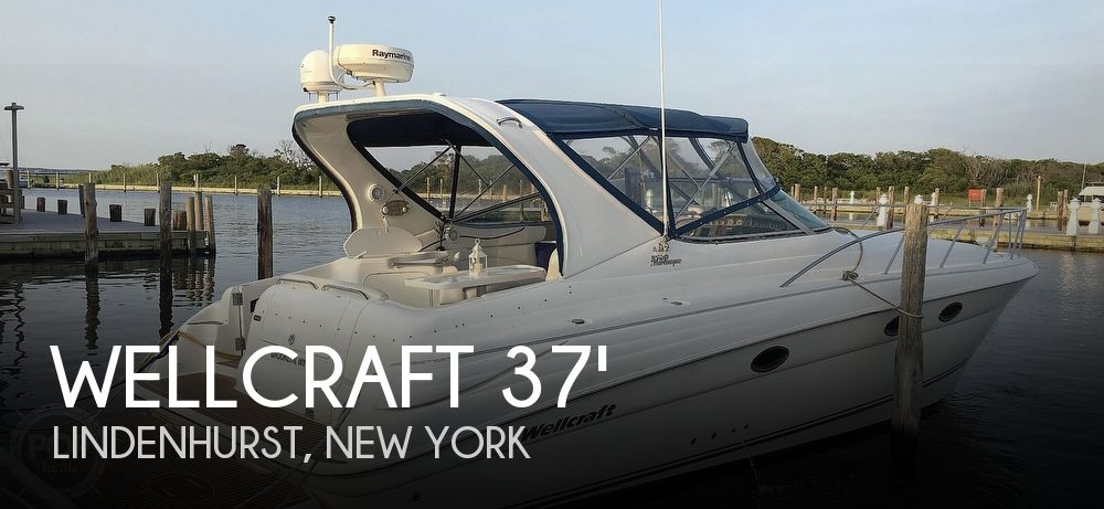 2002 Wellcraft 3700 Martinique