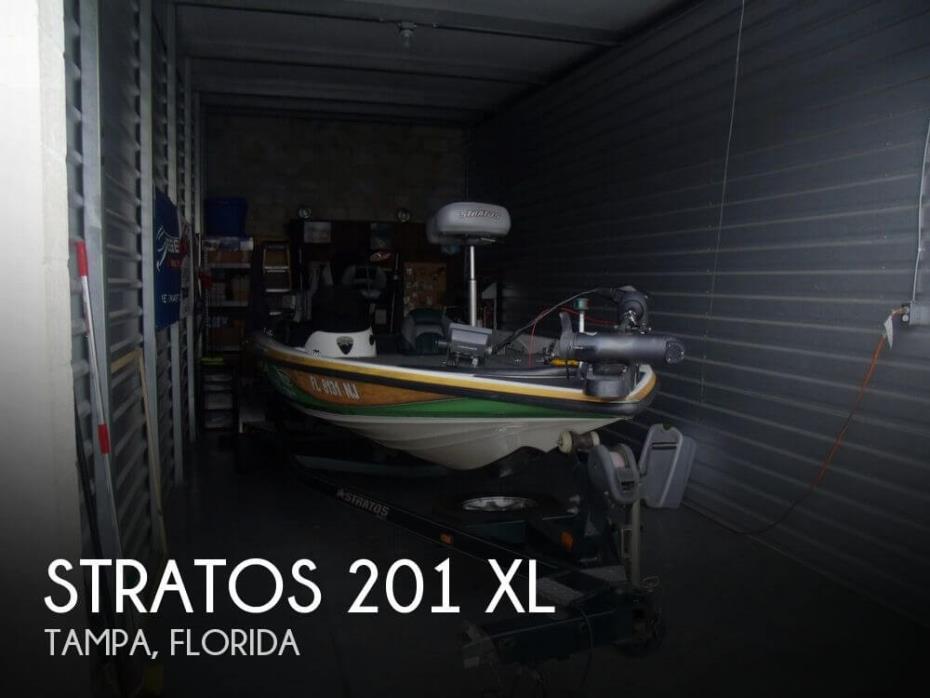 2007 Stratos 201 XL