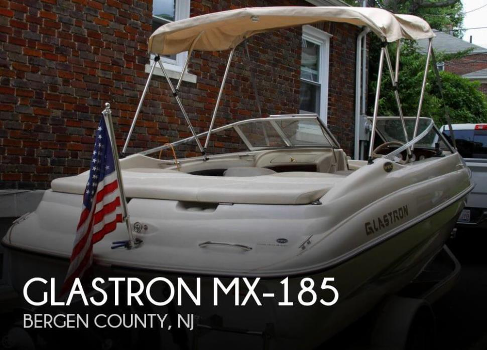 2005 Glastron MX-185