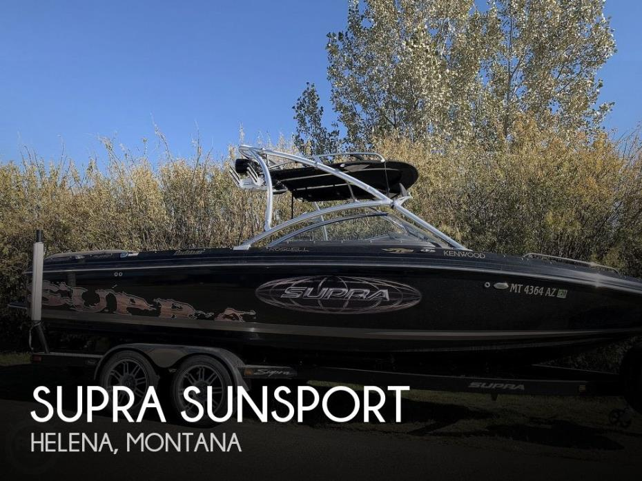 2009 Supra Sunsport 24V
