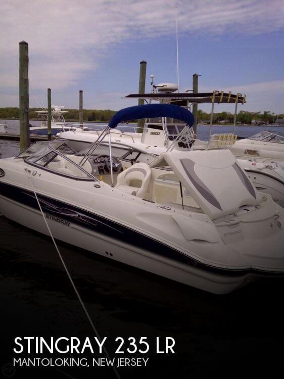 2011 Stingray 235 LR