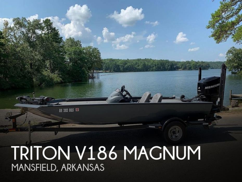 2006 Triton V186 Magnum