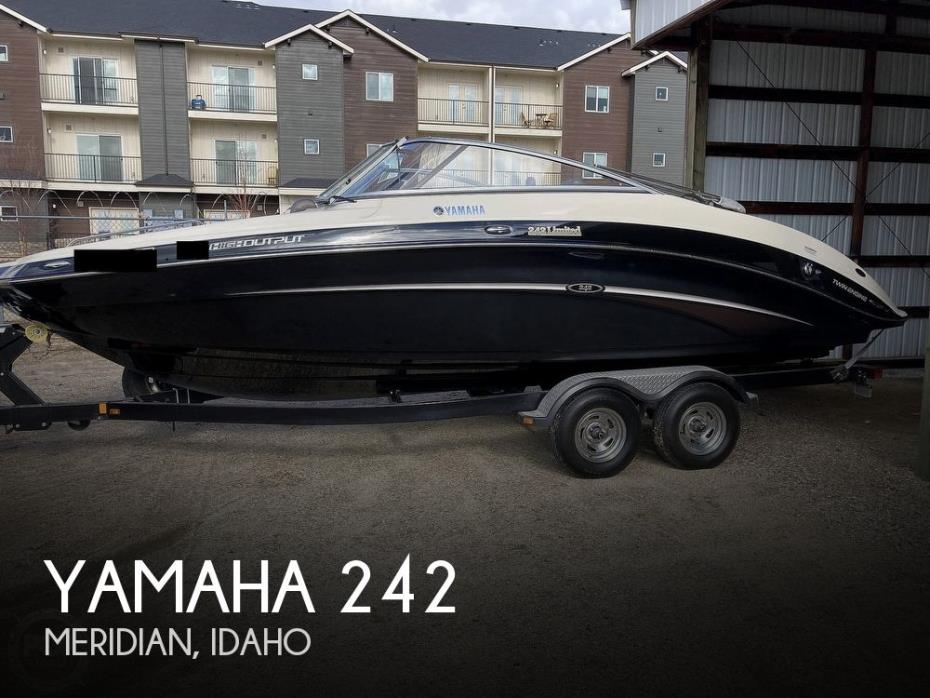 2014 Yamaha 242 Limited - Freshwater Only -