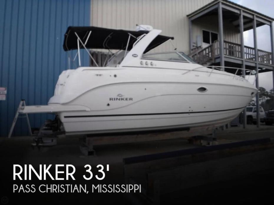 2008 Rinker 300 Cabin Cruiser