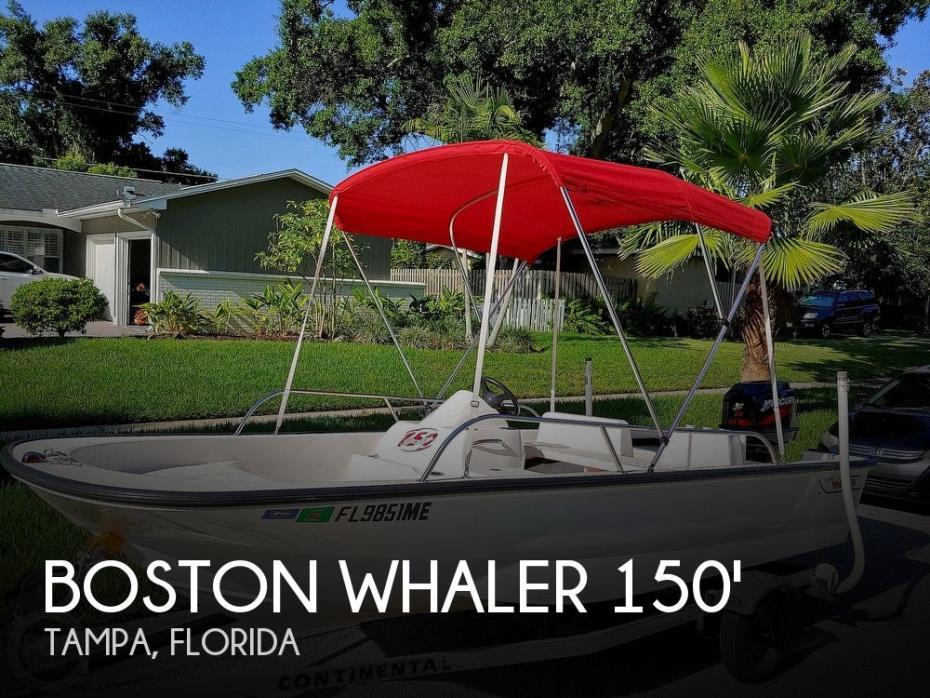 2003 Boston Whaler 150 Super Sport
