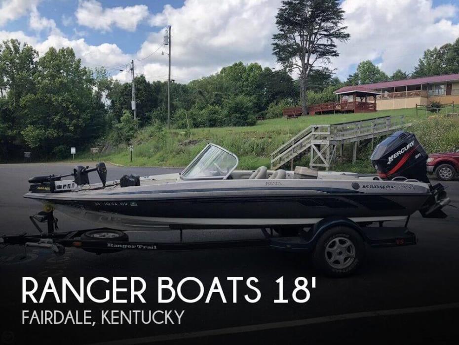 2005 Ranger Boats Reata 180VS