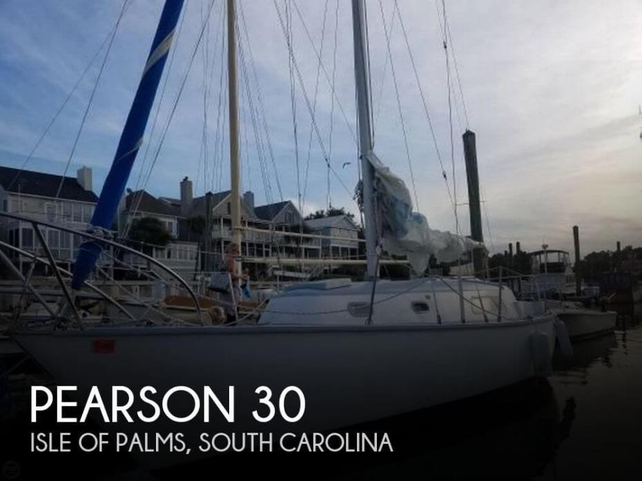 1971 Pearson 30