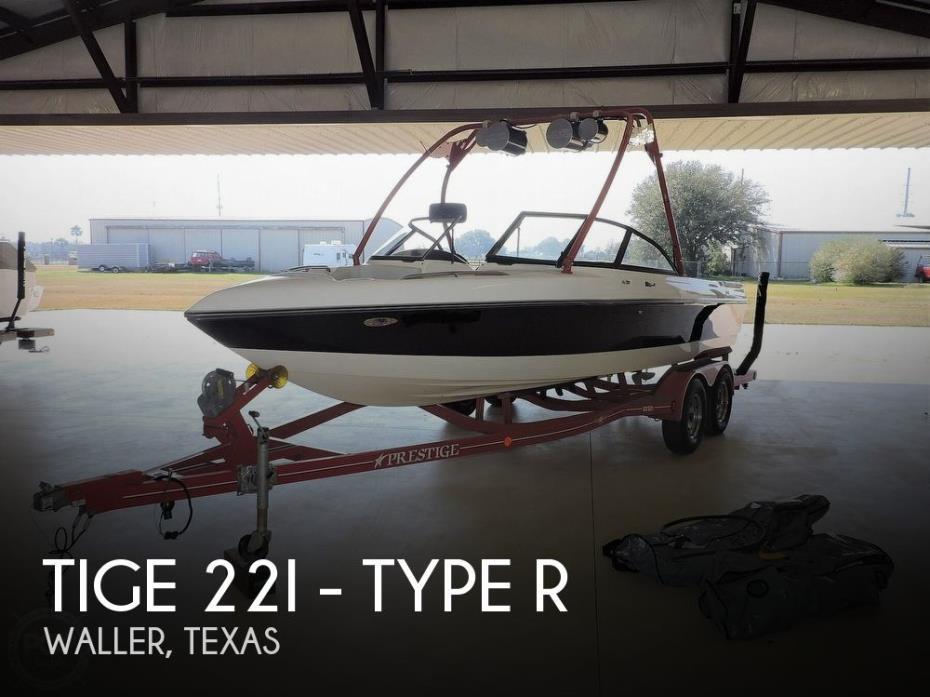 2002 Tige 22i - Type R