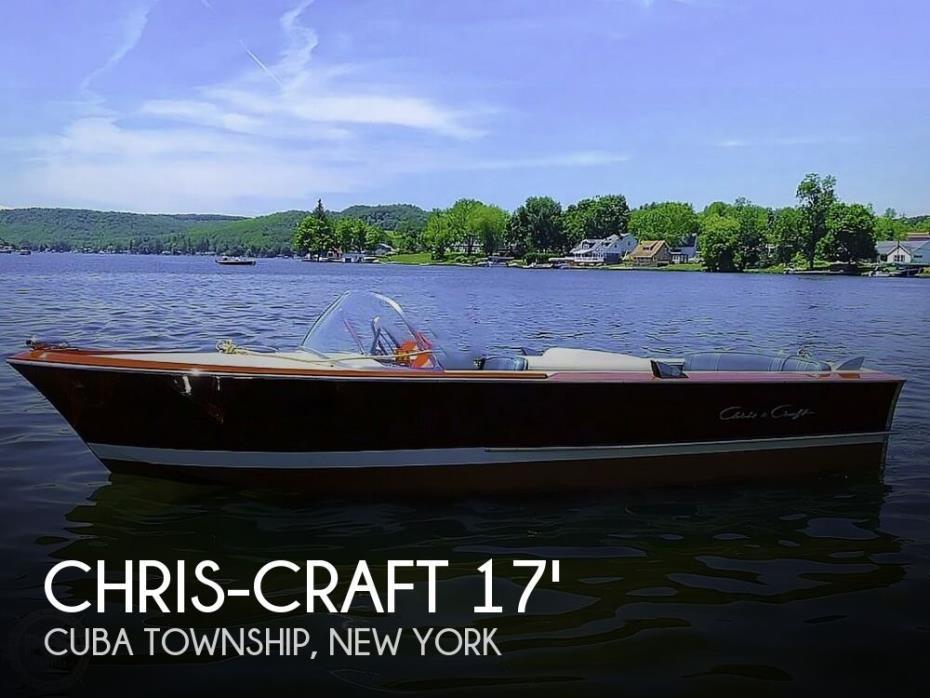 1968 Chris-Craft 17 Ski Boat