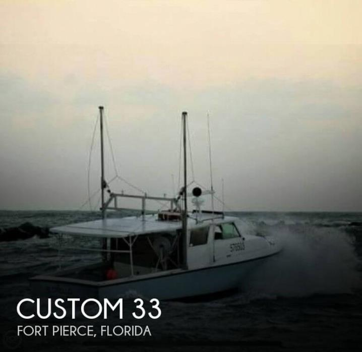 1976 Custom 33
