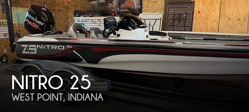 2015 Tracker Nitro Z9