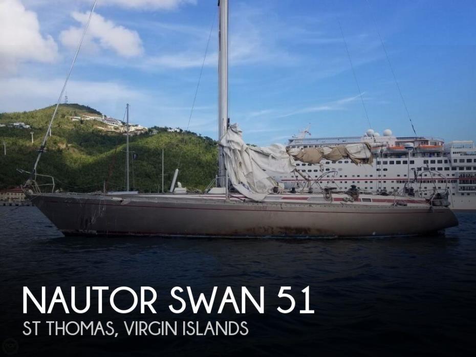 1983 Nautor Swan 51