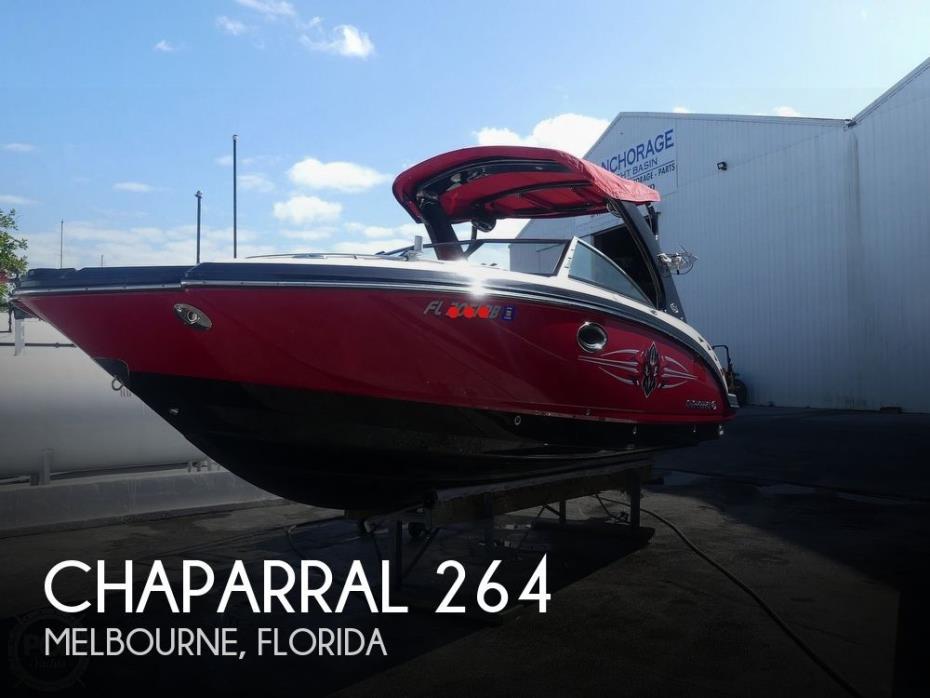 2012 Chaparral 264 Xtreme