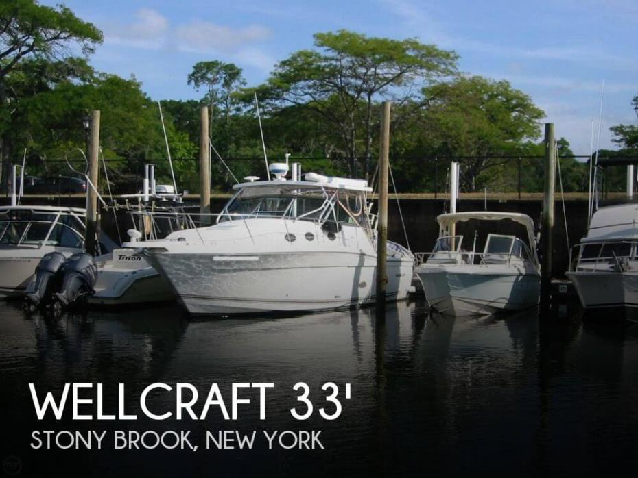2002 Wellcraft 330 Coastal