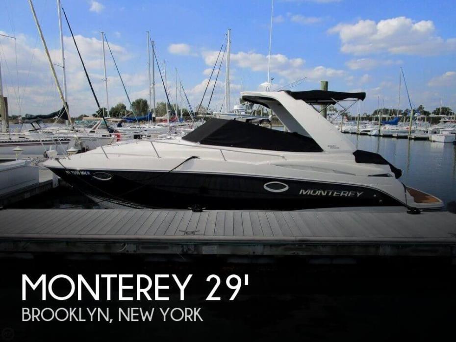 2014 Monterey 280 SCR
