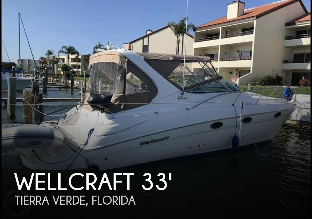 2001 Wellcraft Martinique 3300