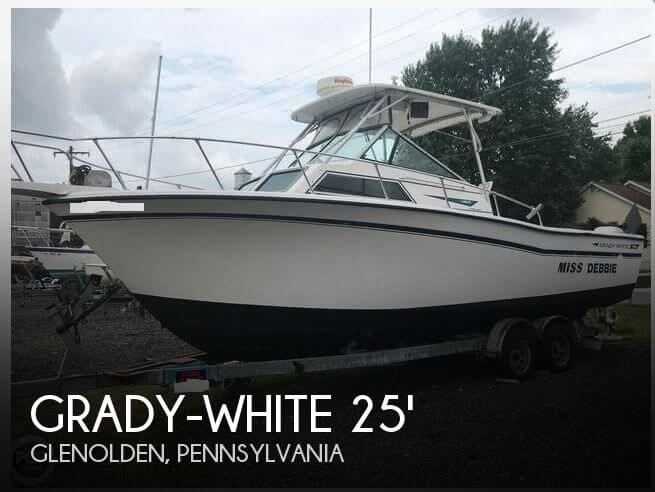 1988 Grady-White Sailfish 25