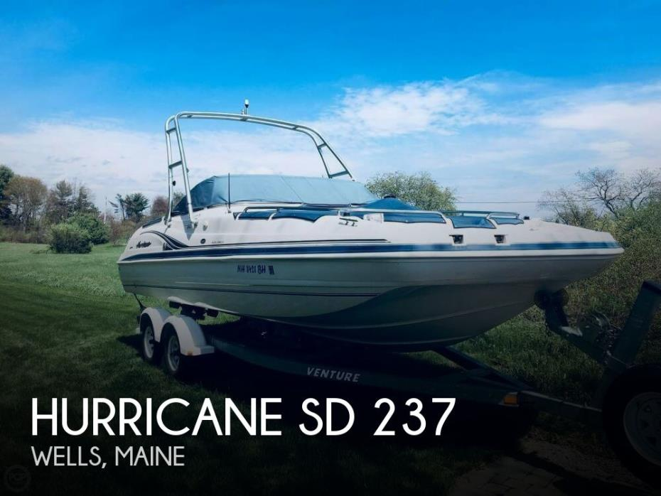 2002 Hurricane SD 237