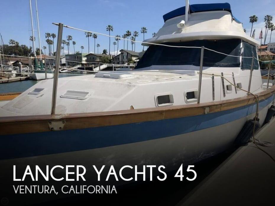 1983 Lancer Yachts 45