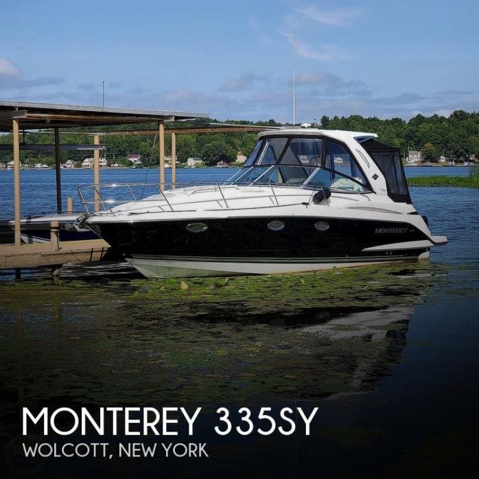2015 Monterey 335SY