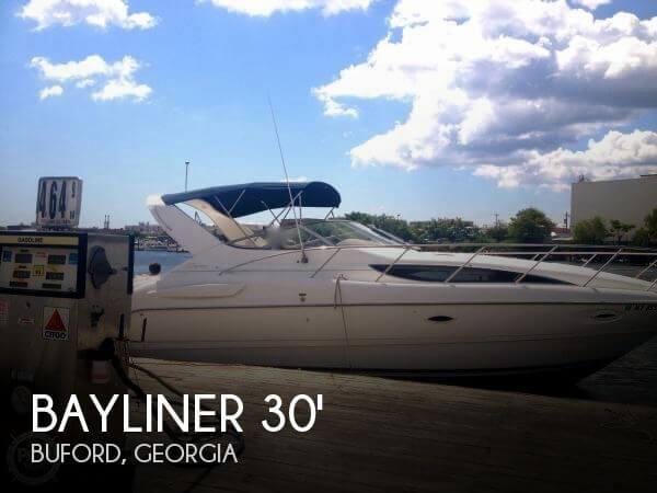 2000 Bayliner 3055 Ciera SE